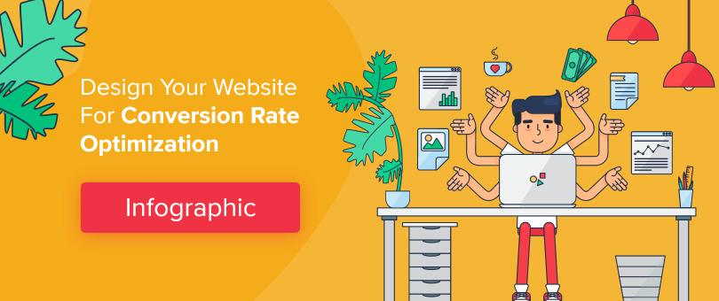Website elements for better conversion